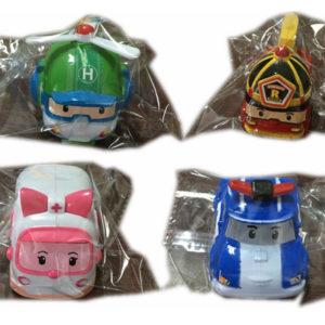 cartoon toy set pull back toy vehicle toy