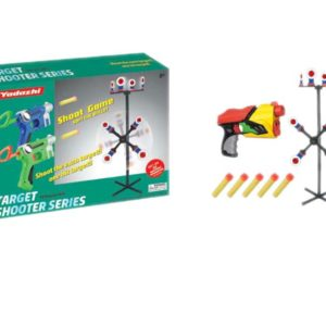 Shooting game toy foam shooting toy sport toy