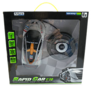 R/C Racing car rapid car toy vehicle toy