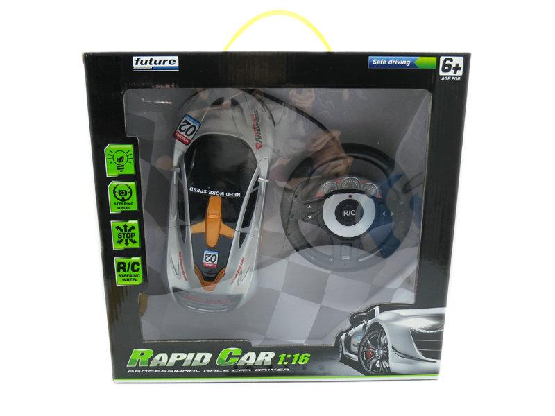 R/C Racing car rapid car toy vehicle toy