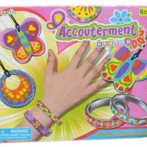 Accouterment toy creative toy DIY toy
