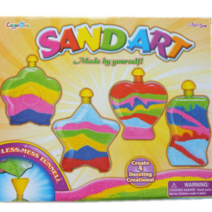 Sand art toy creative toy educational toy