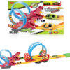 Racing car track car toy vehicle toy
