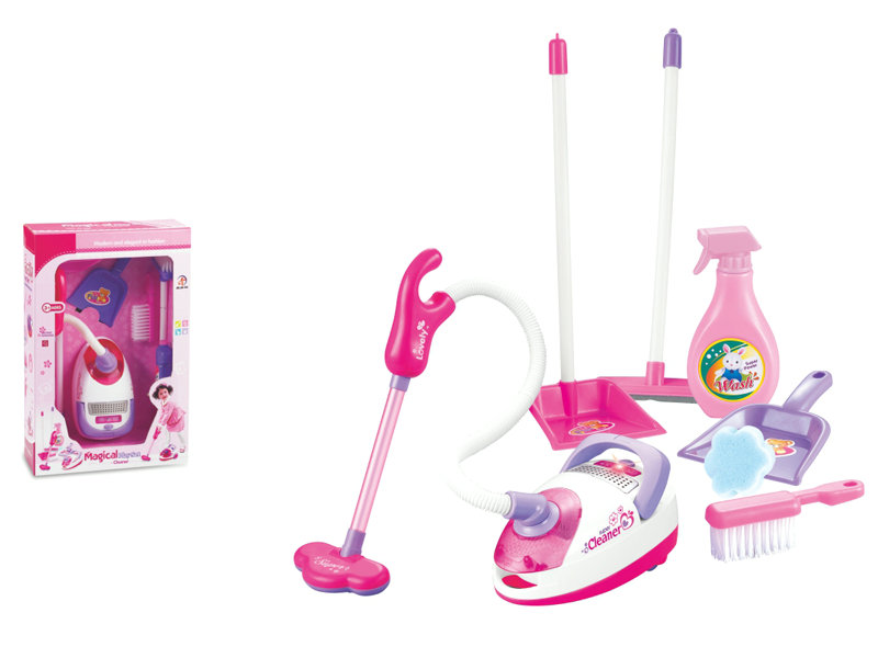 vacuum cleaner toy Clean play set house play toy
