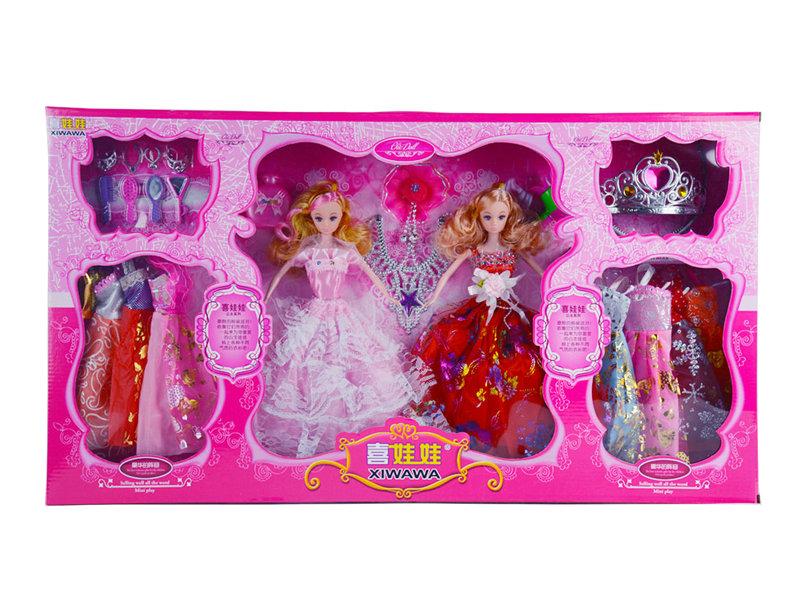 Barbie toy princess doll girl toy