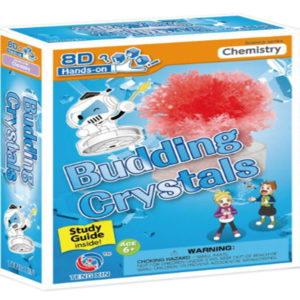Budding crystal toy chemistry kits toy funny game toy