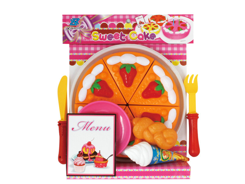 cake play set toy pizza set toy house play toy