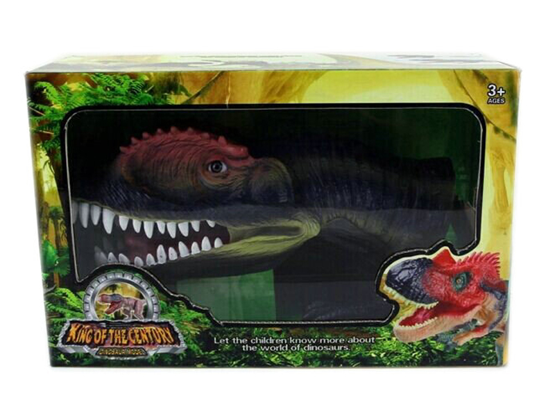 Dinosaur puppet hand puppet animal toy