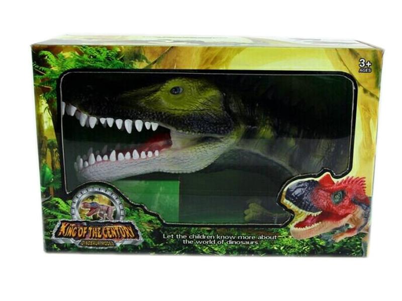Dinosaur puppet hand puppet animal toy