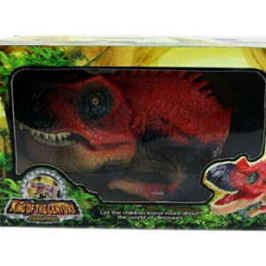 Dinosaur toy hand puppet animal toy