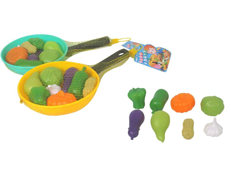 Vegetables toy house play toy funny game toy