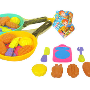 Food toy house play toy funny game toy