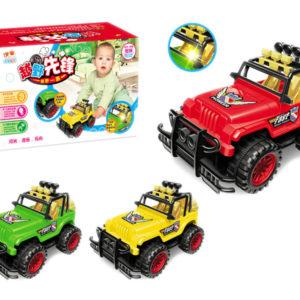 B/O car cross country car cartoon toy