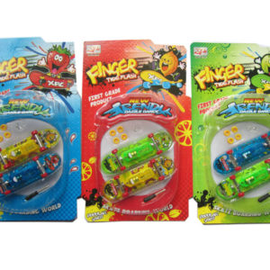Finger slide toy flshing toy small toy