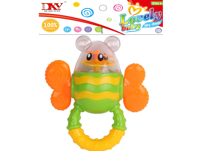 Cartoon bell baby Bell funny toy