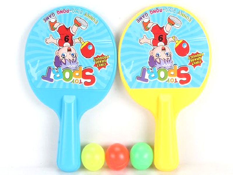 Ping-pong racket sports toy small table toy