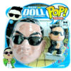 Money pot cartoon mask funny toy