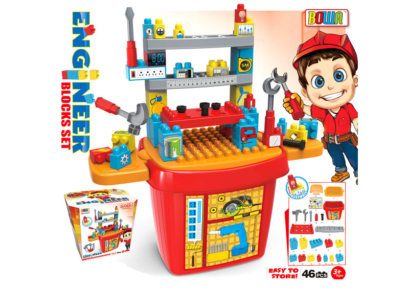 Tools set toy funny toy role play toy
