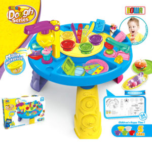 Color dough set role play toy children toy