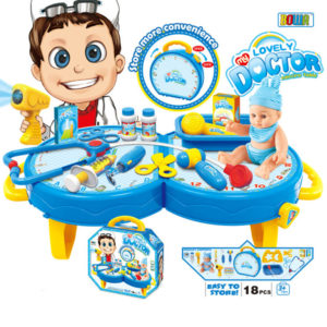 Doctor table toy role play toy house play toy