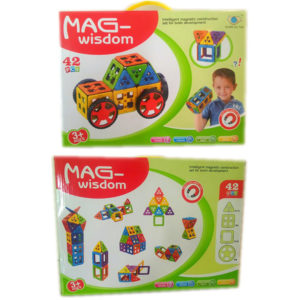 Contruction block magnetic block toy educational toy