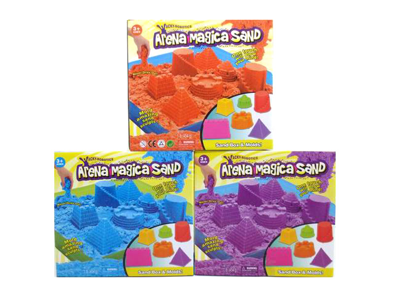 Magic sand space sand toy educational toy