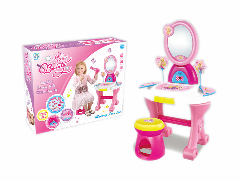 Dresser toy role play toy girl pretend toy