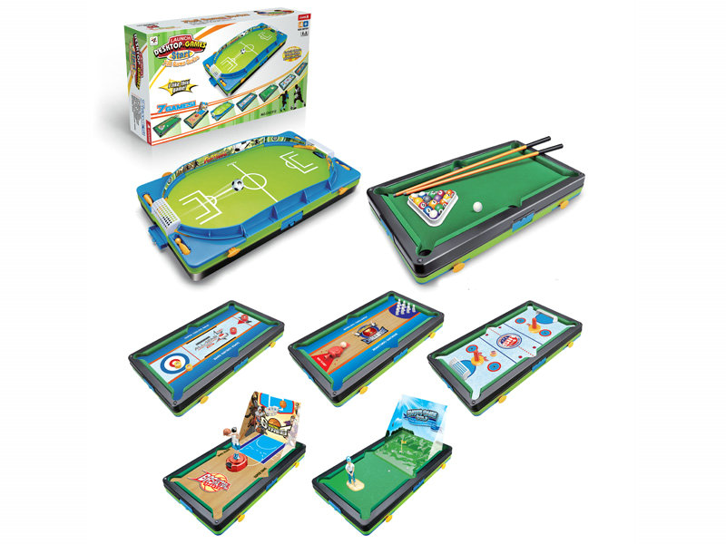 Desktop games 7 in1 table games funny game toy