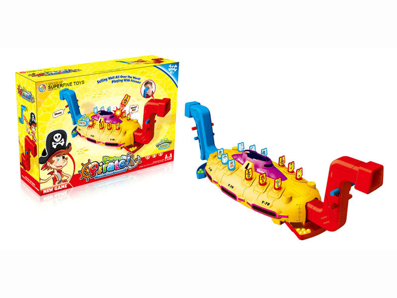 Submarine games toy funny game cartoon toy