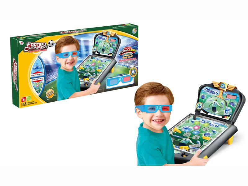 Football pachinko toy desktop games funny game