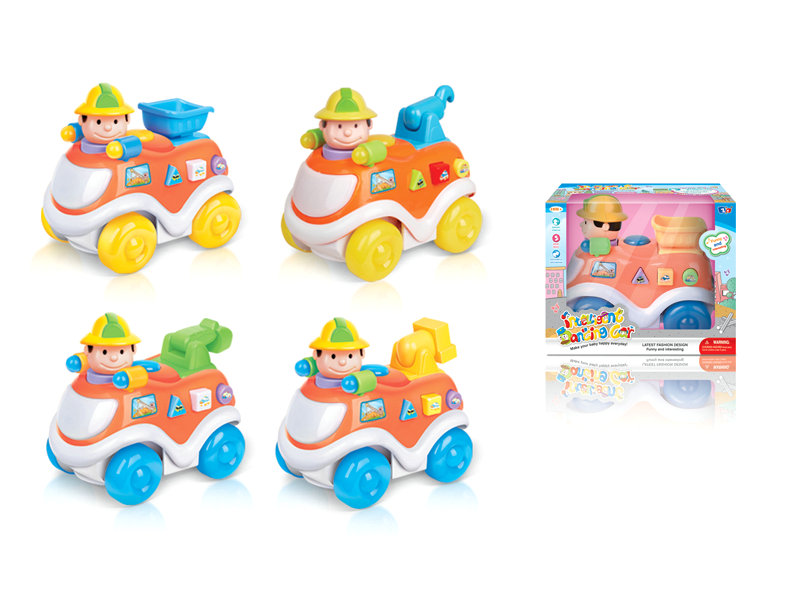B/O car toy dancing car toy funny toy