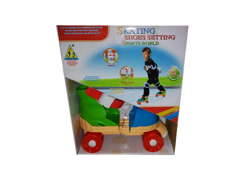 Skating shoes toy outdoor game toy funny toy