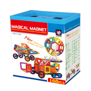 building block Magical magnet educational toy