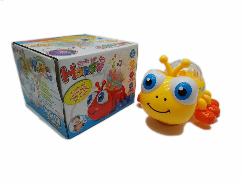 ladybug toy battery option toy lighting toy