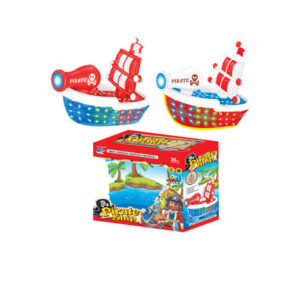 boat toy 3D toy cartoon toy