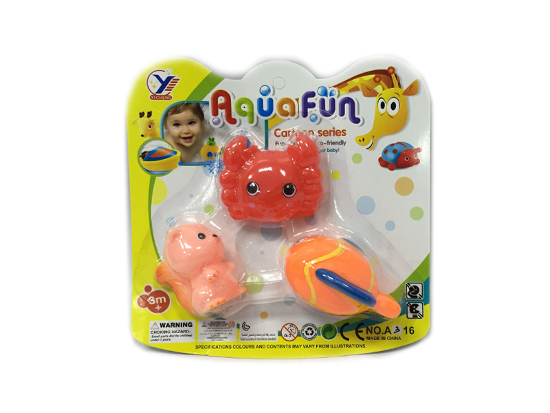 vinyl animal toy funny toy bathing toy