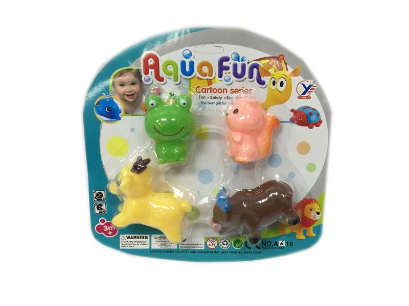 vinyl cartoon toys bathing toy cute toy