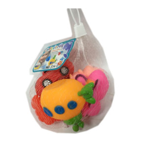 cartoon toys vinyl animals bath toy