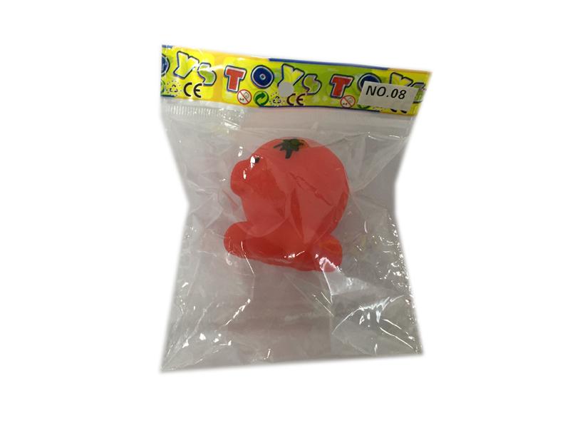 vinyl octopus toy spray water toy bathing toy