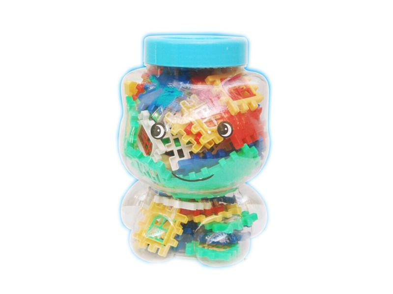 cute blocks toy DIY toy educational toy
