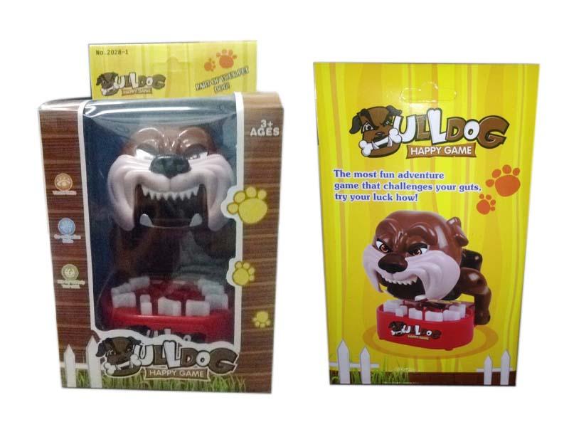 bulldog toy cartoon toy funny toy