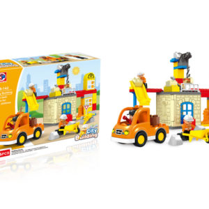 project team blocks puzzle toy educational toy