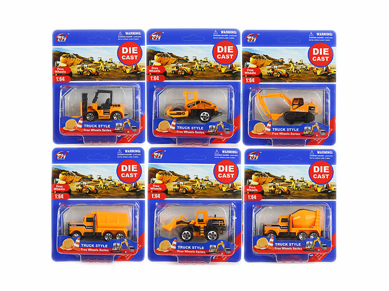 truck toy metal toy freewheel toy