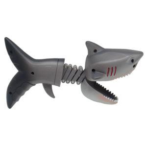 animal grabber toy shark toys spring grabber