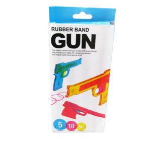 Rubber band gun shooting gun toy children toy