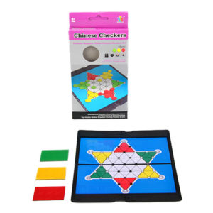 Chinese checkers table game intelligence toy