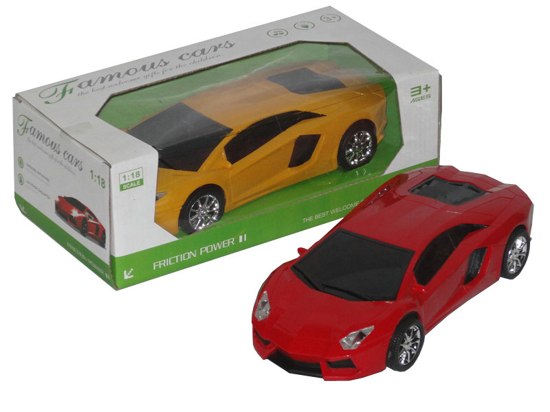 Friction car model car vehicle toy