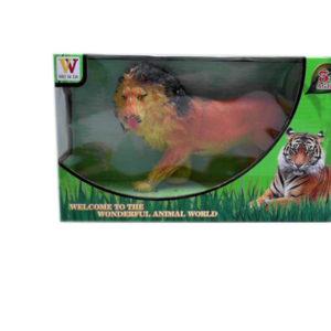 lion toy pvc toy animal toy