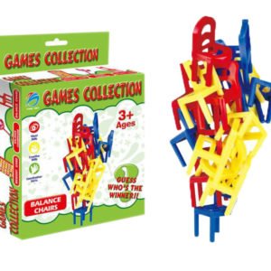 balance game chair toy intelligent toy
