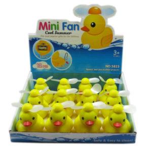 duck fan summer toy cartoon toy